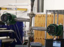 custom built flow meters