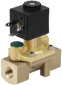 Diaphragm Process Solenoid Valves
