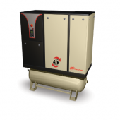 Oil-Flooded Rotary Screw Air Compressors