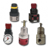 Standard and Heavy Duty Regulators