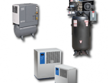 Refrigerant Dryers and Compressors